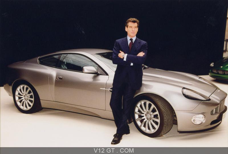 Aston Martin Et 007 Classic Dossiers Gt Classic V12