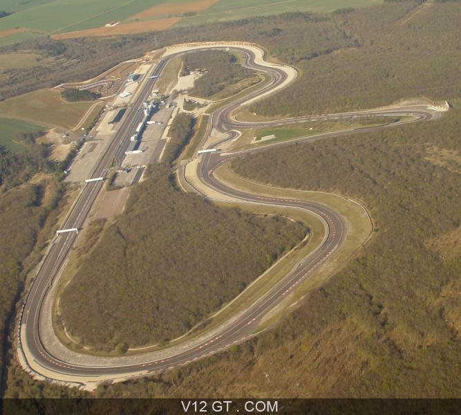 Circuit De Dijon Prenois Guide Circuits Gt Guide V12