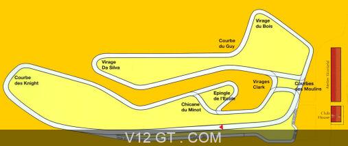 circuit du laquais guide circuits gt guide v12 gt l 39 motion automobile. Black Bedroom Furniture Sets. Home Design Ideas