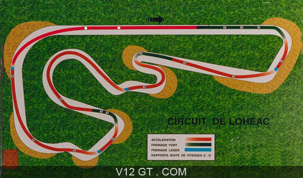 circuit de loh ac guide circuits gt guide v12 gt l 39 motion automobile. Black Bedroom Furniture Sets. Home Design Ideas