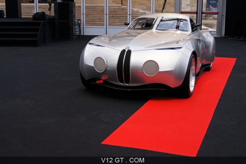 bmw mille miglia gris 3 4 avant gauche 26 me festival automobile international de paris gt. Black Bedroom Furniture Sets. Home Design Ideas