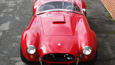 AC Cobra 427 rouge face avant