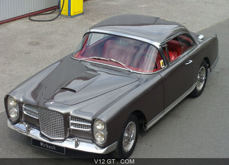 hk 500 facel vega v12 gt l 39 motion automobile. Black Bedroom Furniture Sets. Home Design Ideas