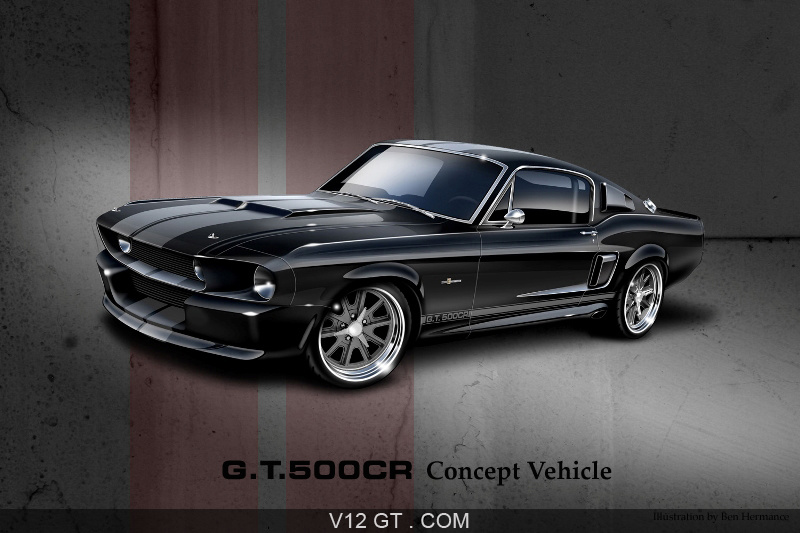 sheby gt 500 c r classic news gt classic v12 gt l 39 motion automobile. Black Bedroom Furniture Sets. Home Design Ideas