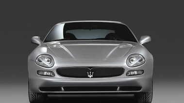 Maserati 3200Gt grise face avant