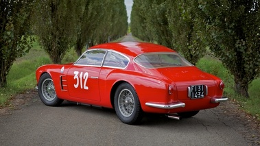 Maserati A6G 2000, rouge, 3-4 ar gch