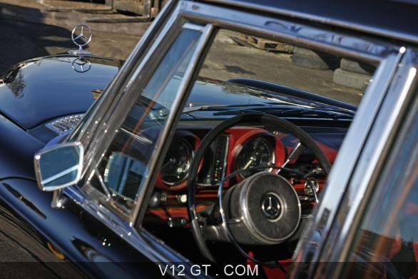mercedes 600 lwb noir casse volant mercedes benz photos classic les plus belles photos de. Black Bedroom Furniture Sets. Home Design Ideas