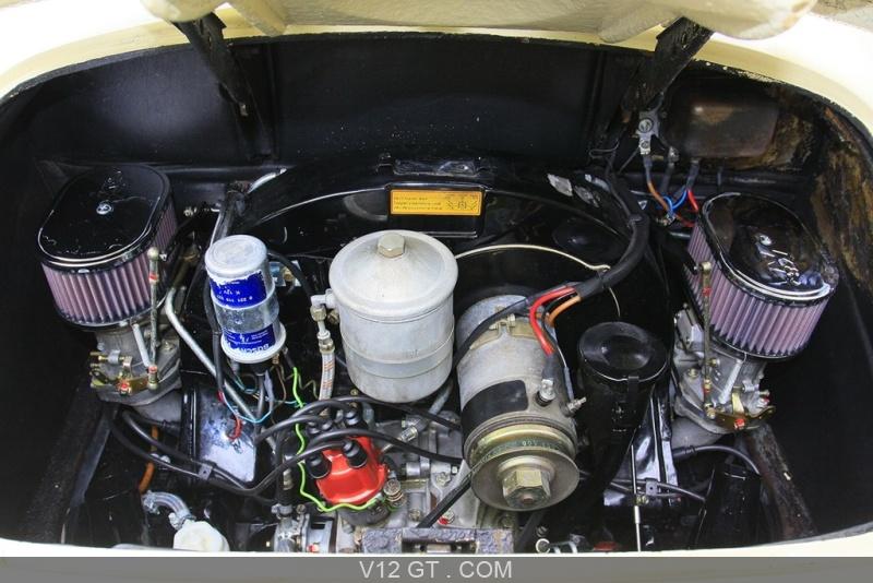 porsche 356 speedster beige moteur porsche photos classic les plus belles photos de gt et. Black Bedroom Furniture Sets. Home Design Ideas