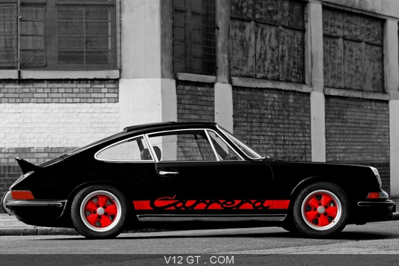 911 carrera rs 2 7 porsche v12 gt l 39 motion automobile. Black Bedroom Furniture Sets. Home Design Ideas