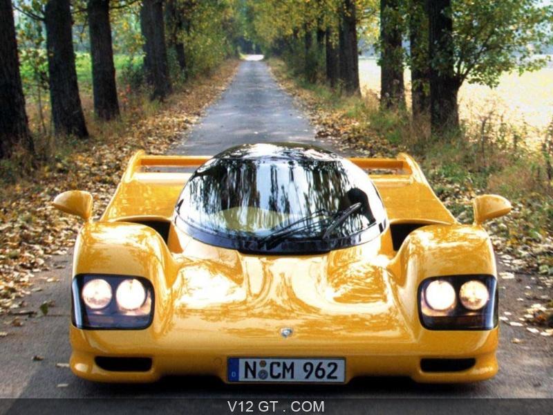 Décompte d'imagerie - Page 2 Porsche-Dauer-962-jaune-face-avant_zoom