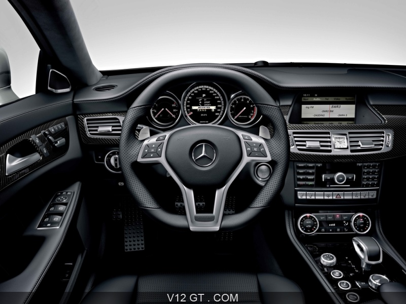 mercedes cls 63 amg anthracite tableau de bord amg photos gt les plus belles photos de gt. Black Bedroom Furniture Sets. Home Design Ideas