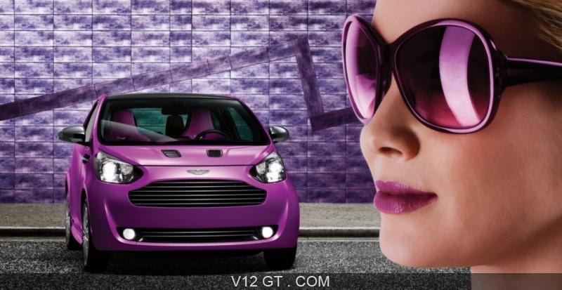 l 39 aston martin cygnet a un prix gt infos gt news v12 gt l 39 motion automobile. Black Bedroom Furniture Sets. Home Design Ideas