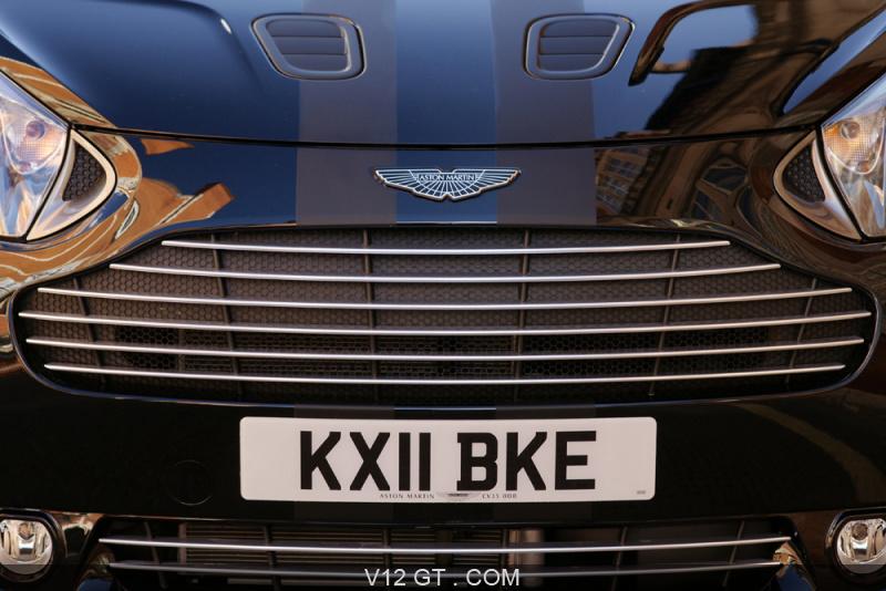 Aston Martin Cygnet Noir Calandre Aston Martin Photos Gt Les