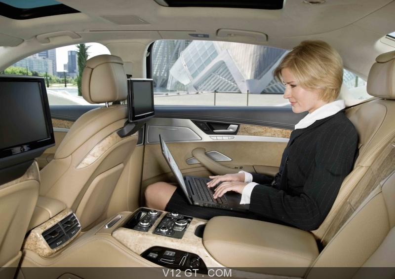 Audi A8 W12 Price. Audi A8 W12: