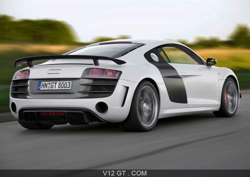 essai audi r8 gt sport essais gt sport v12 gt l 39 motion automobile. Black Bedroom Furniture Sets. Home Design Ideas