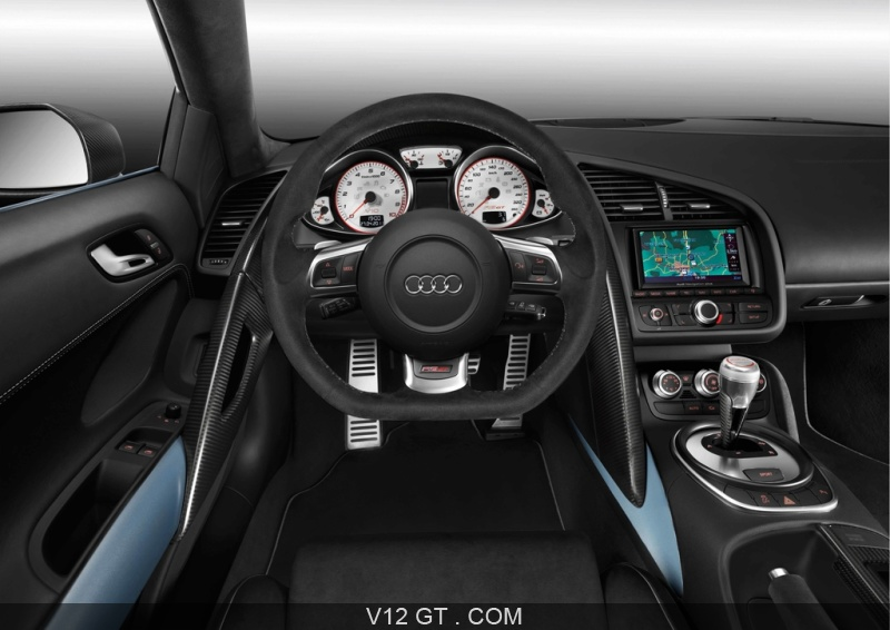 audi r8 gt spyder bleu tableau de bord audi photos gt les plus belles photos de gt et de. Black Bedroom Furniture Sets. Home Design Ideas