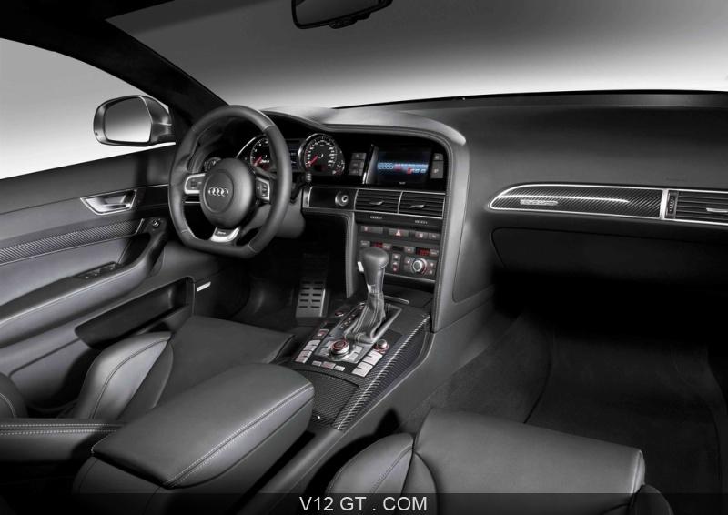 Interieur audi  Audi RS6 berline bleu intérieur 2 / Audi / Photos GT / Les plus ...