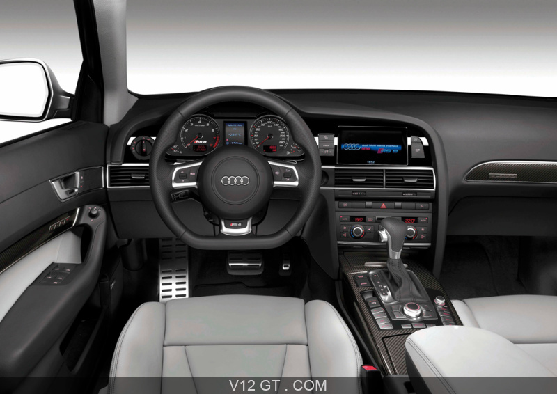 audi rs6 tableau de bord audi photos gt les plus belles photos de gt et de classic. Black Bedroom Furniture Sets. Home Design Ideas
