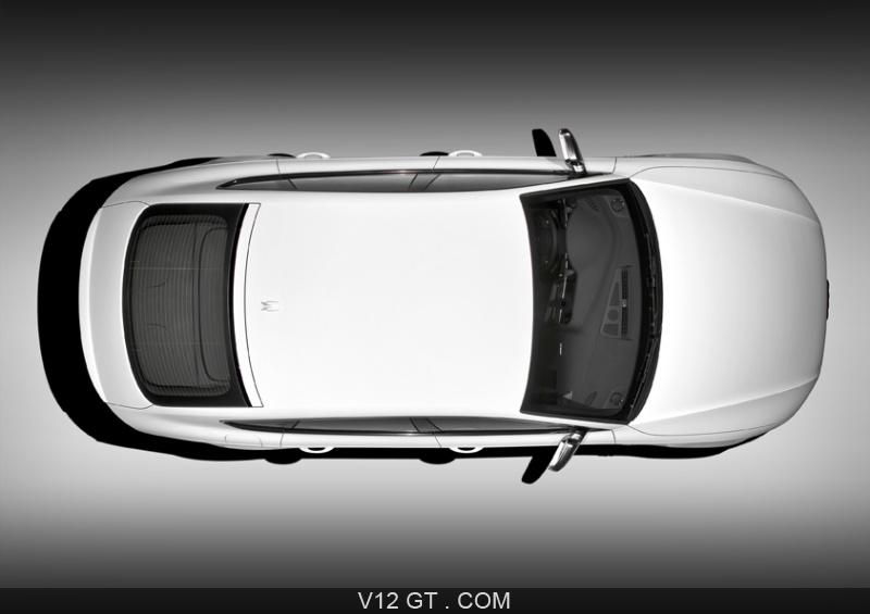 Audi s5 sportback blanc vue de haut audi photos gt for Table vue de haut