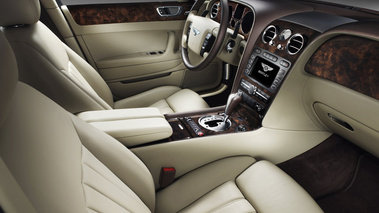 Bentley Continental Flying Spur Arabia - intérieur