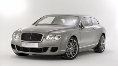 Bentley Continental Flying Star by Touring - 3/4 avant droit