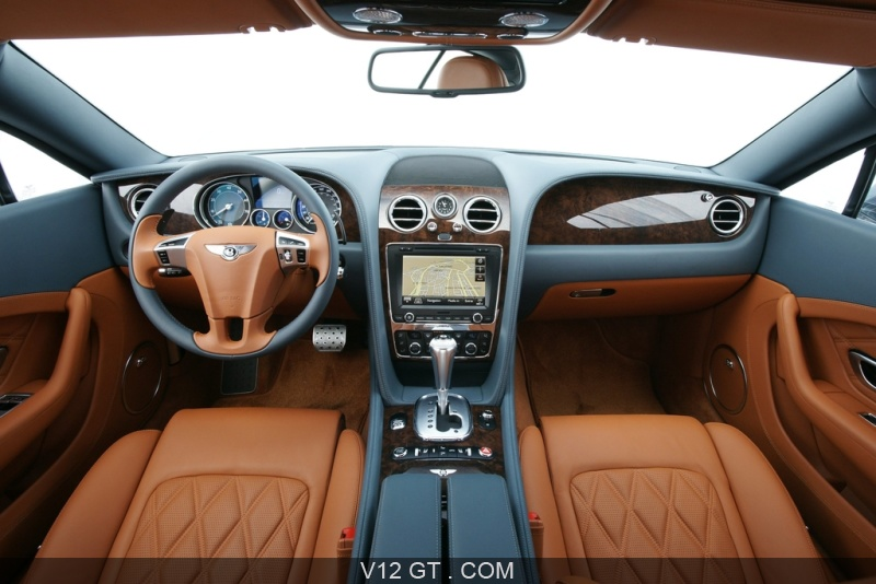 bentley continental gt anthracite int rieur bentley photos gt. Black Bedroom Furniture Sets. Home Design Ideas