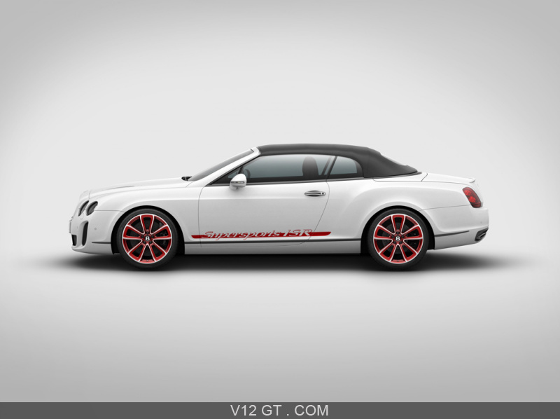 Bentley Continental Supersports Gt Infos Gt News V12
