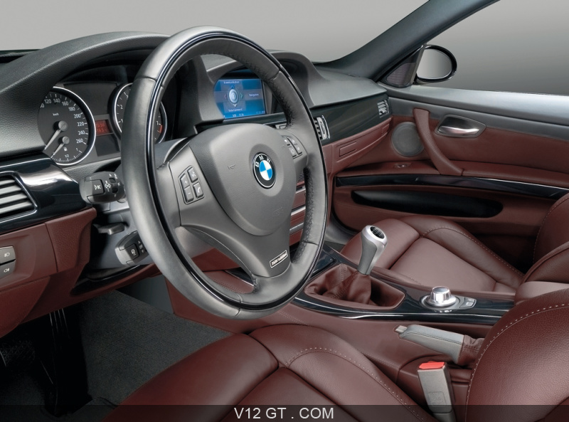 Bmw Individual Tableau De Bord Serie Cuir Marron Inserts Noirs Zoom on Range Rover Classic