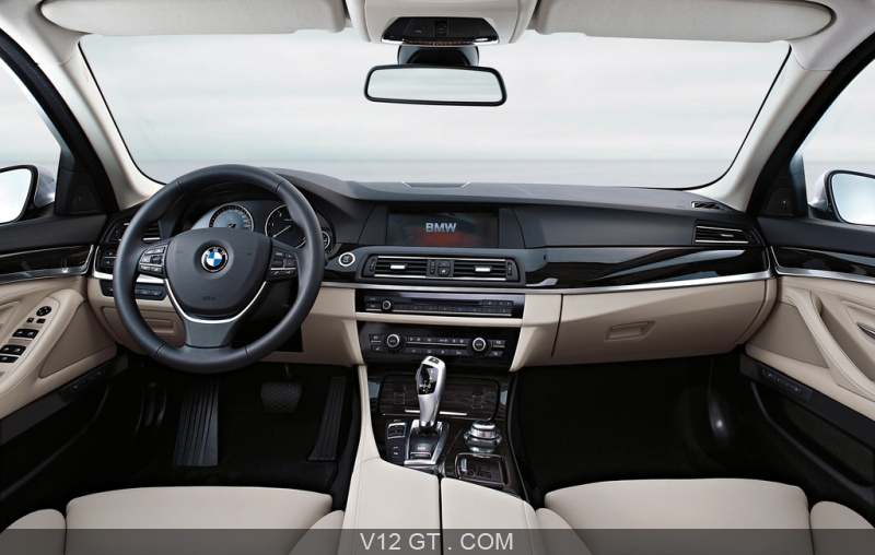 bmw 550i gt infos gt news v12 gt l 39 motion automobile. Black Bedroom Furniture Sets. Home Design Ideas