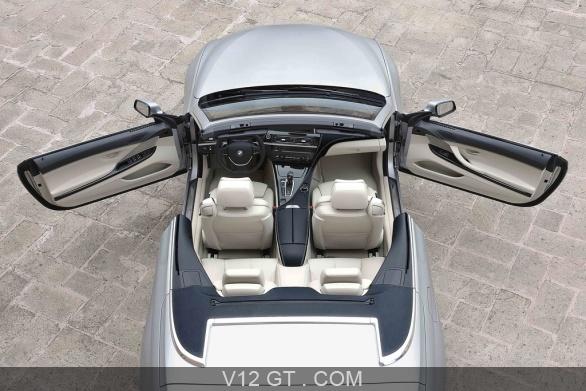 bmw s rie 6 cabriolet gris int rieur portes ouvertes bmw photos gt les plus belles photos. Black Bedroom Furniture Sets. Home Design Ideas