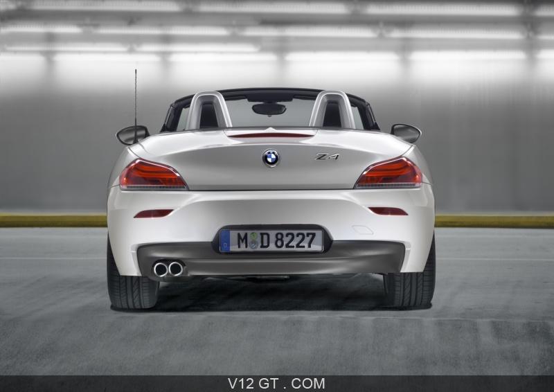 Un V8 De 480 Ch Pour Le Bmw Z4 Gt Infos Gt News