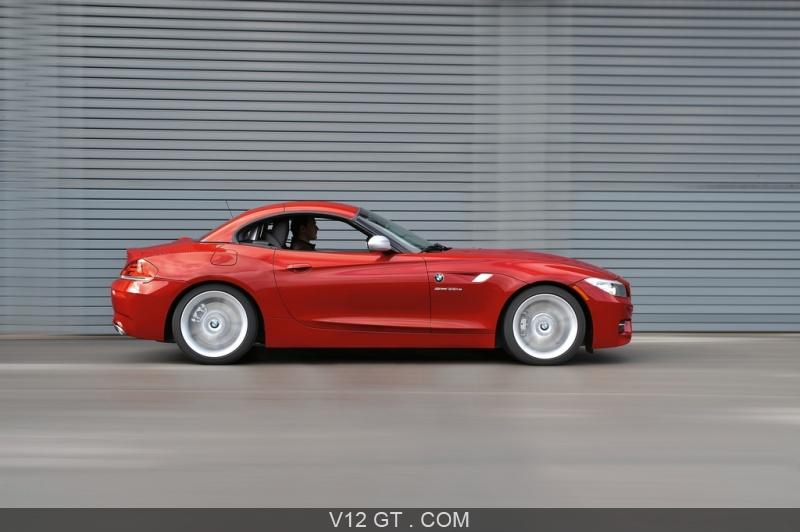 Bmw Z4 3 5is Rouge Profil Ferm 233 Bmw Photos Gt Les Plus Belles Photos De Gt Et De Classic