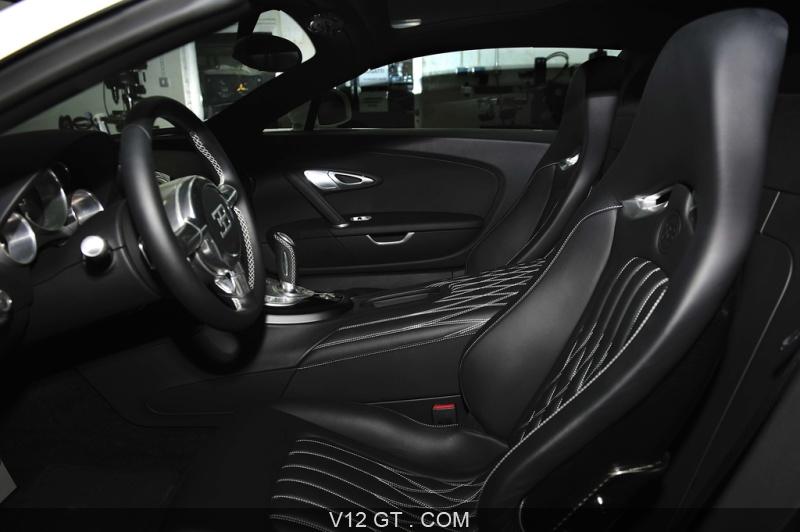 bugatti veyron grand sport blanc int rieur bugatti photos gt les plus belles photos de gt. Black Bedroom Furniture Sets. Home Design Ideas