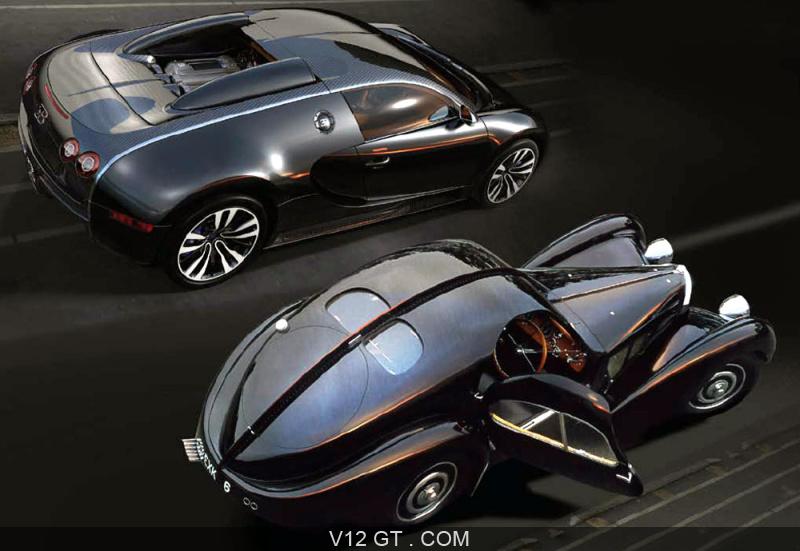 bugatti veyron sang noir classic gt bugatti photos. Black Bedroom Furniture Sets. Home Design Ideas