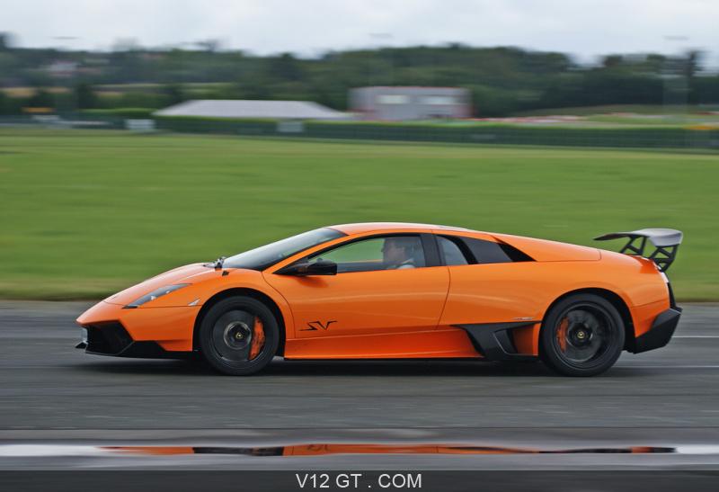 Lamborghini Murcielago Lp670 4 Sv Orange Fil 233