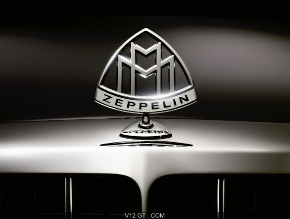 Maybach Logo. Maybach-62-Zeppelin-marron-