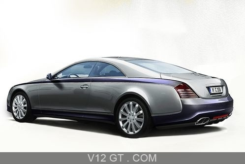 Rover Vitesse Sketches on Sketch Maybach 57s Coup     3 4 Arri  Re Gauche   Maybach   Photos Gt
