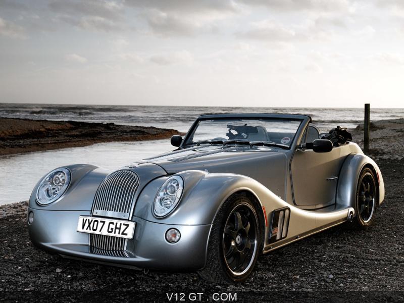 aero 8 morgan v12 gt l 39 motion automobile. Black Bedroom Furniture Sets. Home Design Ideas