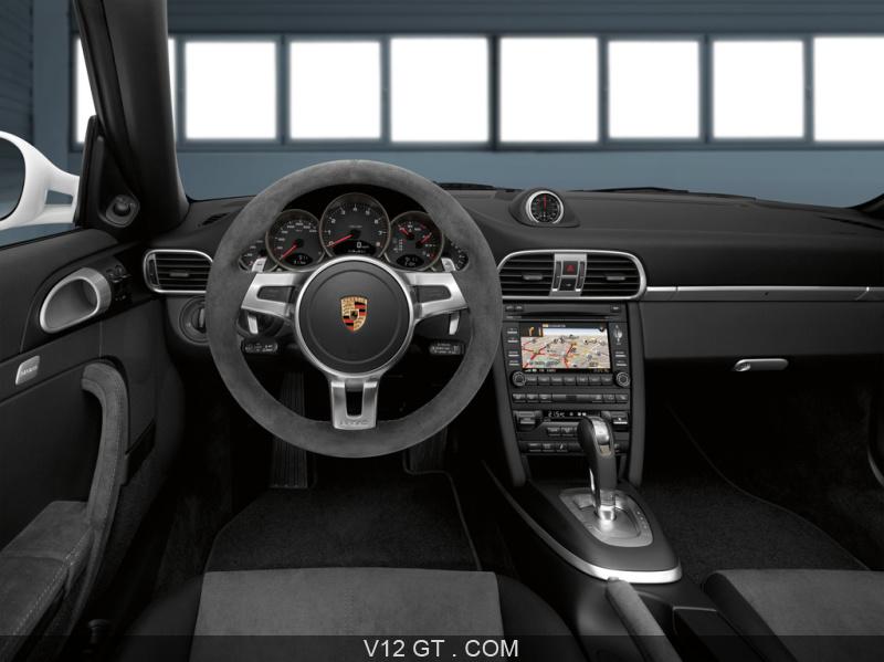 Tableau Porsche 911 carrera 2 Porsche 911 Carrera GTS tableau de bord zoom