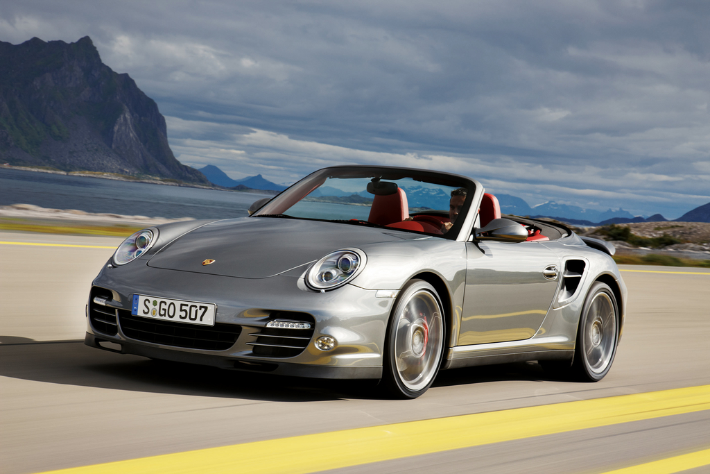 Porsche 911 (997) Turbo S MKII