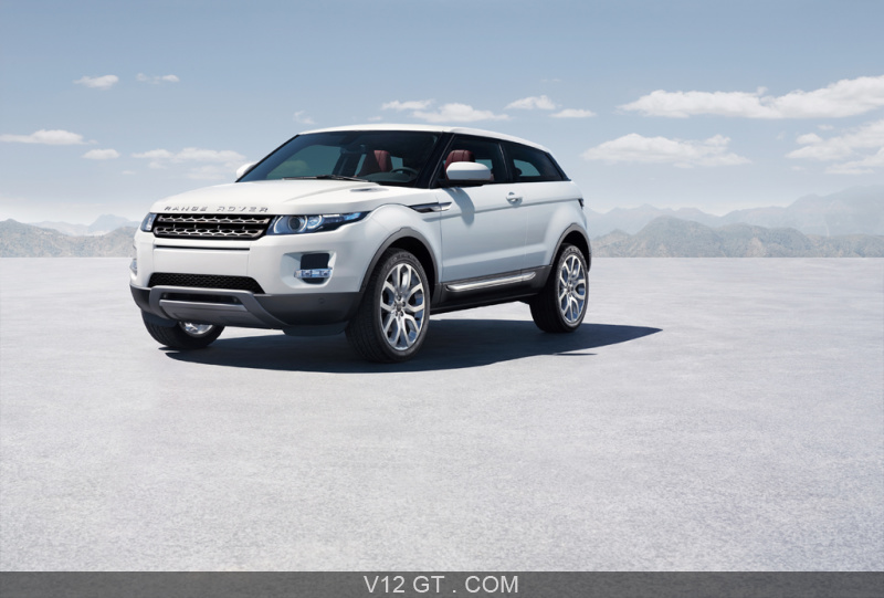 range rover evoque gt infos gt news v12 gt l 39 motion automobile. Black Bedroom Furniture Sets. Home Design Ideas