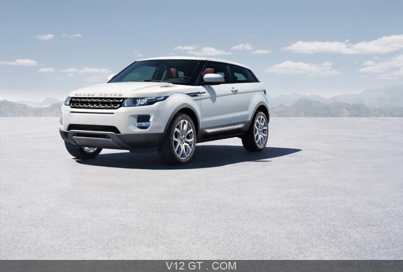 range rover evoque gt infos gt news v12 gt l. Black Bedroom Furniture Sets. Home Design Ideas