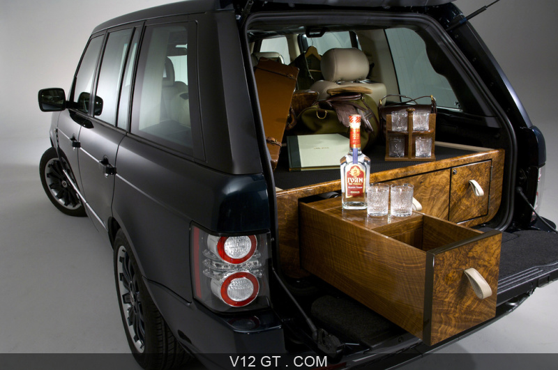 range rover holland holland gt infos gt news v12 gt l 39 motion automobile. Black Bedroom Furniture Sets. Home Design Ideas