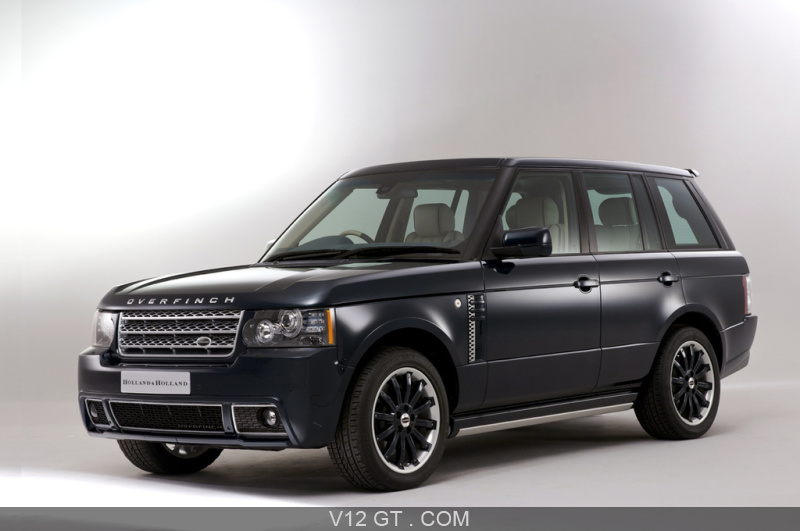 range rover holland holland gt infos gt news v12 gt l 39 motion automobile. Black Bedroom Furniture Sets. Home Design Ideas