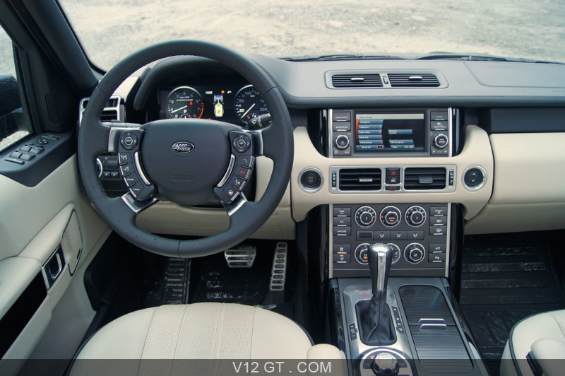 Comparatif Bmw X6 M Mercedes Ml 63 Amg Range Rover