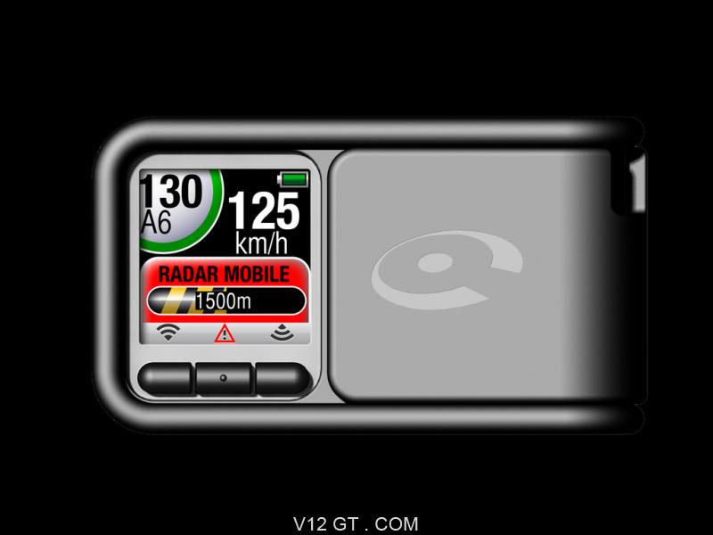 abonnements coyote radars news gt speed v12 gt l 39 motion automobile. Black Bedroom Furniture Sets. Home Design Ideas