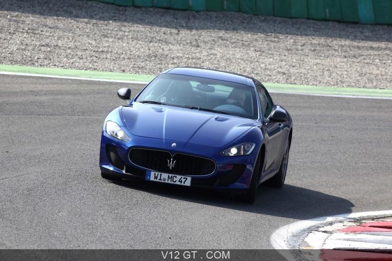 Cheek Maserati