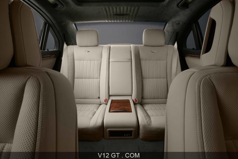 Mercedes S600 marron intérieur 2 / Mercedes Benz / Photos ...