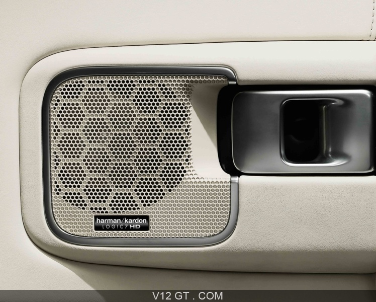 range rover autobiography enceinte harman kardon range. Black Bedroom Furniture Sets. Home Design Ideas