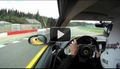 Lotus Evora hot lap Francorchamps